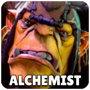 Alchemist Chess Piece Icon Dota Auto Chess