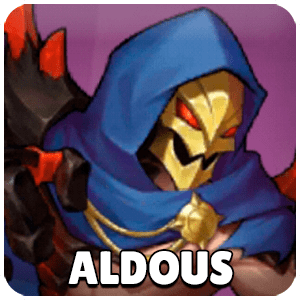 Aldous Hero Icon Mobile Legends Adventure