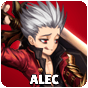 Alec Mercenary Icon Brown Dust