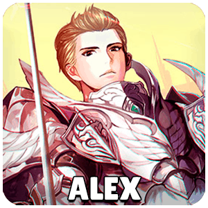 Alex Hero Icon Overhit
