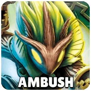 Ambush Skylander Icon Skylanders Ring of Heroes