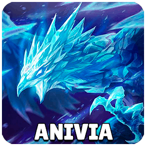 Anivia Champion Icon Teamfight Tactics