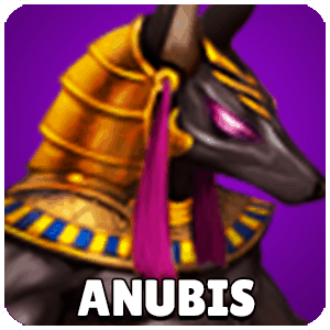 Anubis Mercenary Icon Brown Dust