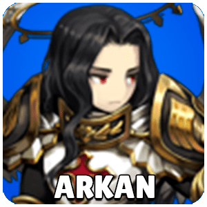 Arkan Mercenary Icon Brown Dust