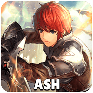 Ash Hero Icon Overhit