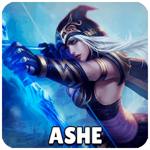 Ashe Champion Icon Teamfight Tactics