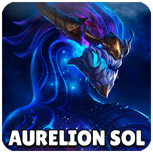 Aurelion Sol Champion Icon Teamfight Tactics