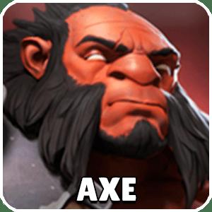 Axe Chess Piece Icon Dota Auto Chess