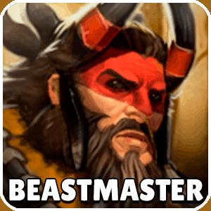 Beastmaster Chess Piece Icon Dota Auto Chess