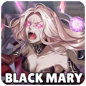Black Mary Hero Icon Overhit