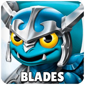 Blades Skylander Icon Skylanders Ring of Heroes