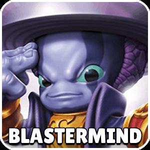 Blastermind Skylander Icon Skylanders Ring of Heroes