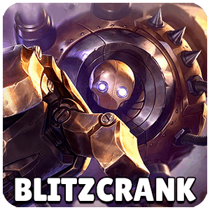 Blitzcrank Champion Icon Teamfight Tactics