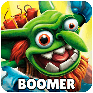 Boomer Skylander Icon Skylanders Ring of Heroes
