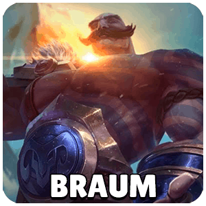 Braum Champion Icon Teamfight Tactics