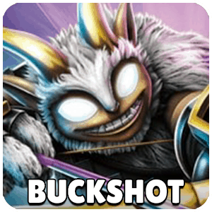 Buckshot Skylander Icon Skylanders Ring of Heroes
