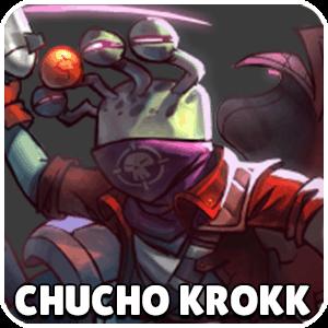 Chucho Krokk Character Icon Awesomenauts