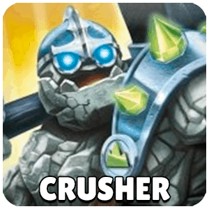 Crusher Skylander Icon Skylanders Ring of Heroes