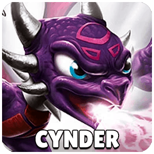 Cynder Skylander Icon Skylanders Ring of Heroes