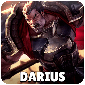 Darius Champion Icon Teamfight Tactics