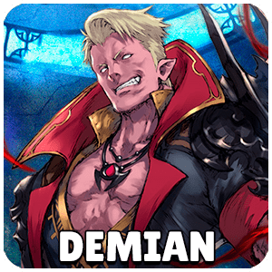 Demian Hero Icon Overhit