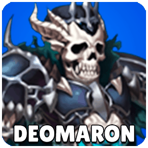 Deomaron Mercenary Icon Brown Dust