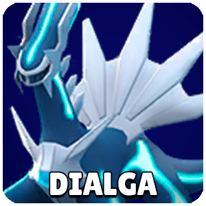 Dialga Pokemon Icon Pokemon Go