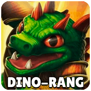 Dino-Rang Skylander Icon Skylanders Ring of Heroes