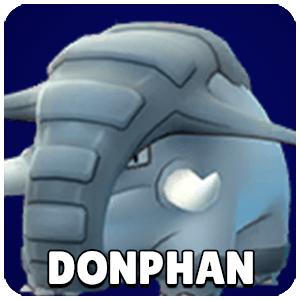 Donphan Pokemon Icon Pokemon Go