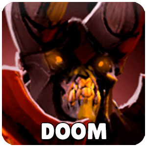 Doom Chess Piece Icon Dota Auto Chess
