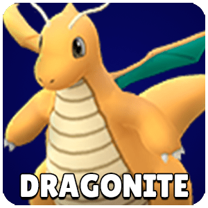 Dragonite Pokemon Icon Pokemon Go