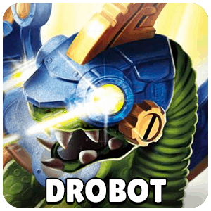 Drobot Skylander Icon Skylanders Ring of Heroes