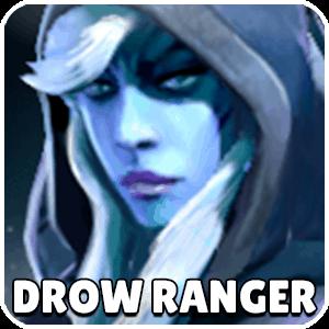 Drow Ranger Chess Piece Icon Dota Auto Chess