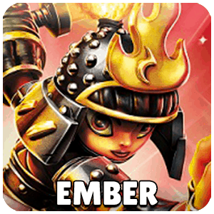 Ember Skylander Icon Skylanders Ring of Heroes
