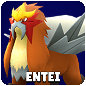 Entei Pokemon Icon Pokemon Go
