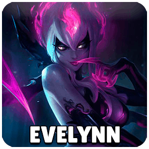 Evelynn Champion Icon Teamfight Tactics