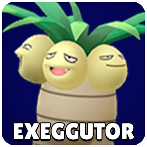 Exeggutor Pokemon Icon Pokemon Go