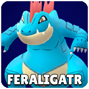 Feraligatr Pokemon Icon Pokemon Go
