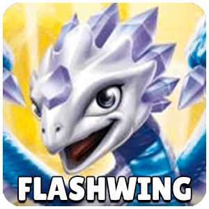 Flashwing Skylander Icon Skylanders Ring of Heroes