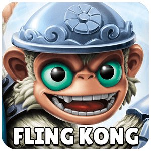 Fling Kong Skylander Icon Skylanders Ring of Heroes