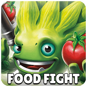 Food Fight Skylander Icon Skylanders Ring of Heroes