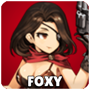 Foxy Mercenary Icon Brown Dust