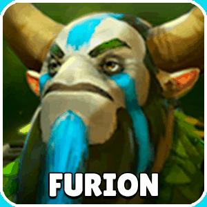 Furion Chess Piece Icon Dota Auto Chess