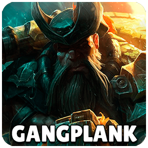 Gangplank Champion Icon Teamfight Tactics