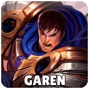 Garen Champion Icon Teamfight Tactics