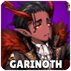 Garinoth Mercenary Icon Brown Dust