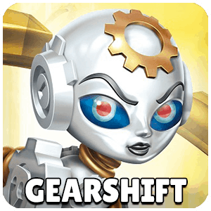 Gearshift Skylander Icon Skylanders Ring of Heroes