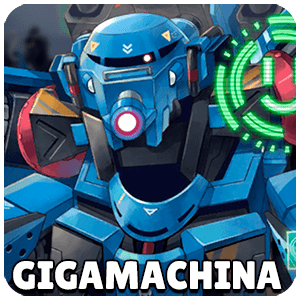 Gigamachina Hero Icon Overhit