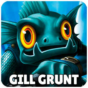 Gill Grunt Skylander Icon Skylanders Ring of Heroes