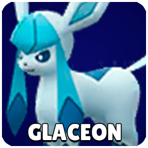 Glaceon Pokemon Icon Pokemon Go